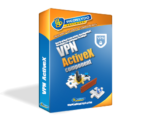 wodVPN is VPN peer-to-peer ActiveX component that is used to establish Virtual Private Network between two peers. All P2P communication is encrypted and secured. Peers are able to forward local and remote ports, send messages, etc.